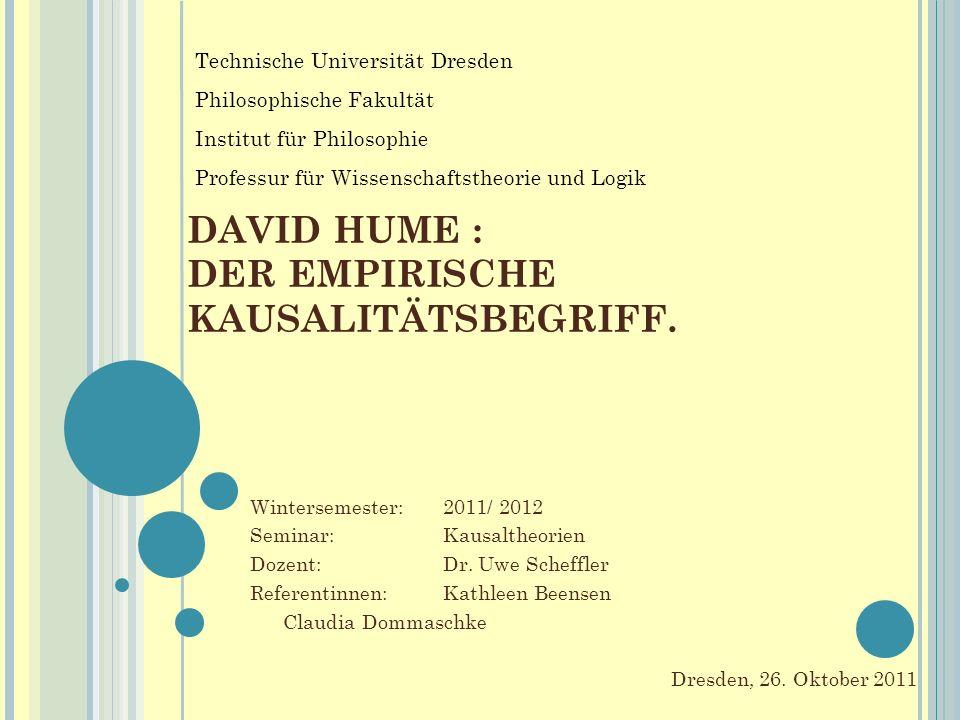 2 GLIEDERUNG 1.Philosophiegeschichtliche Einordnung 1.