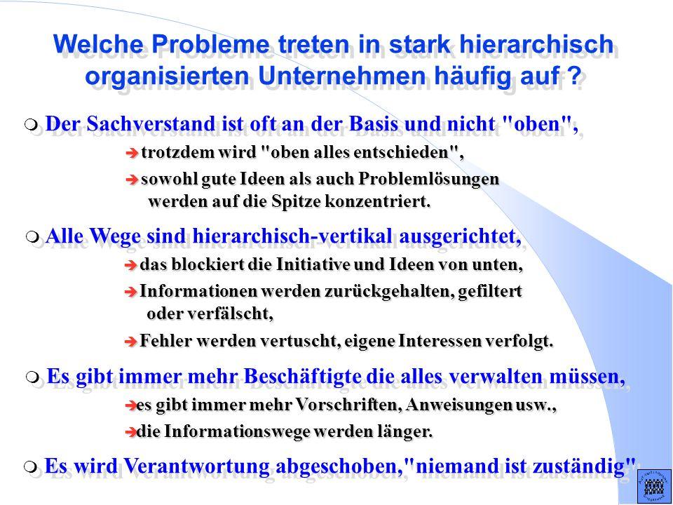 Beispiele für Ziele und Anforderungen von Arbeitnehmern Eine menschengerechte Arbeitsgestaltung.