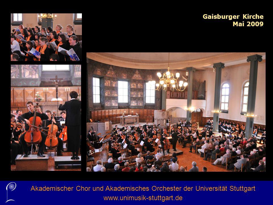 Konzertreise nach Australien – April 08 Akademischer Chor und Akademisches Orchester der Universität Stuttgart www.unimusik-stuttgart.de