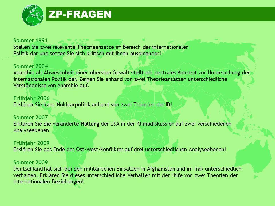 REKAPITULATION Deutsche Außenpolitik ESSAY SCHREIBEN Zwischenprüfungsfragen zum Thema Deutsche Außenpolitik KORREKTUR Diskussion der Essays der heutigen Sitzung NÄCHSTE SITZUNG…