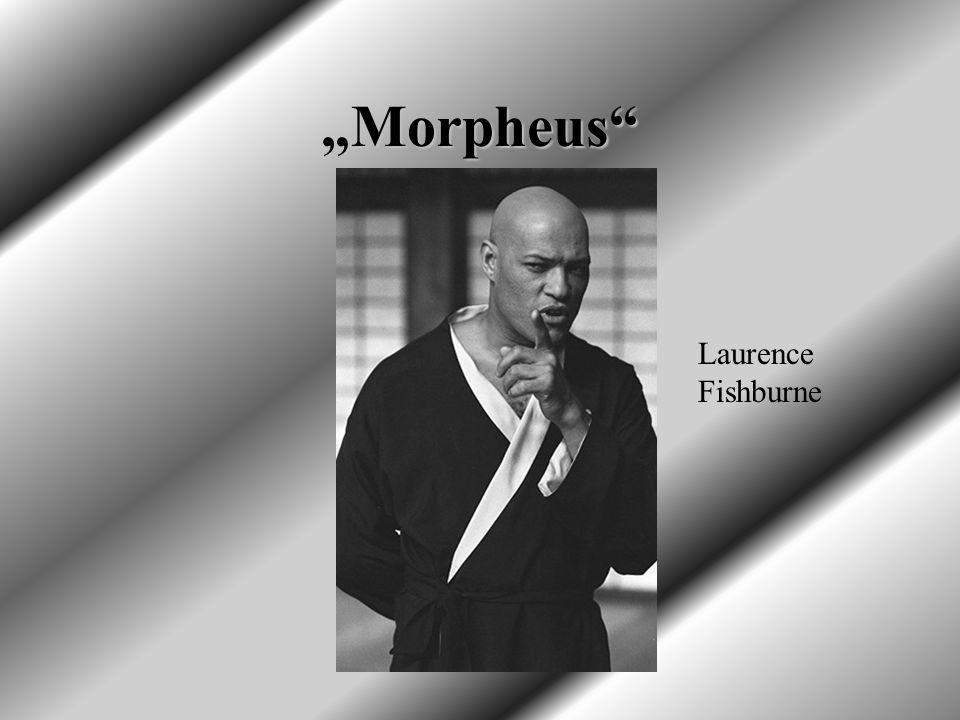 Morpheus Laurence Fishburne