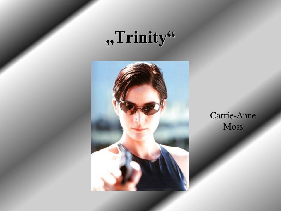 Trinity Carrie-Anne Moss