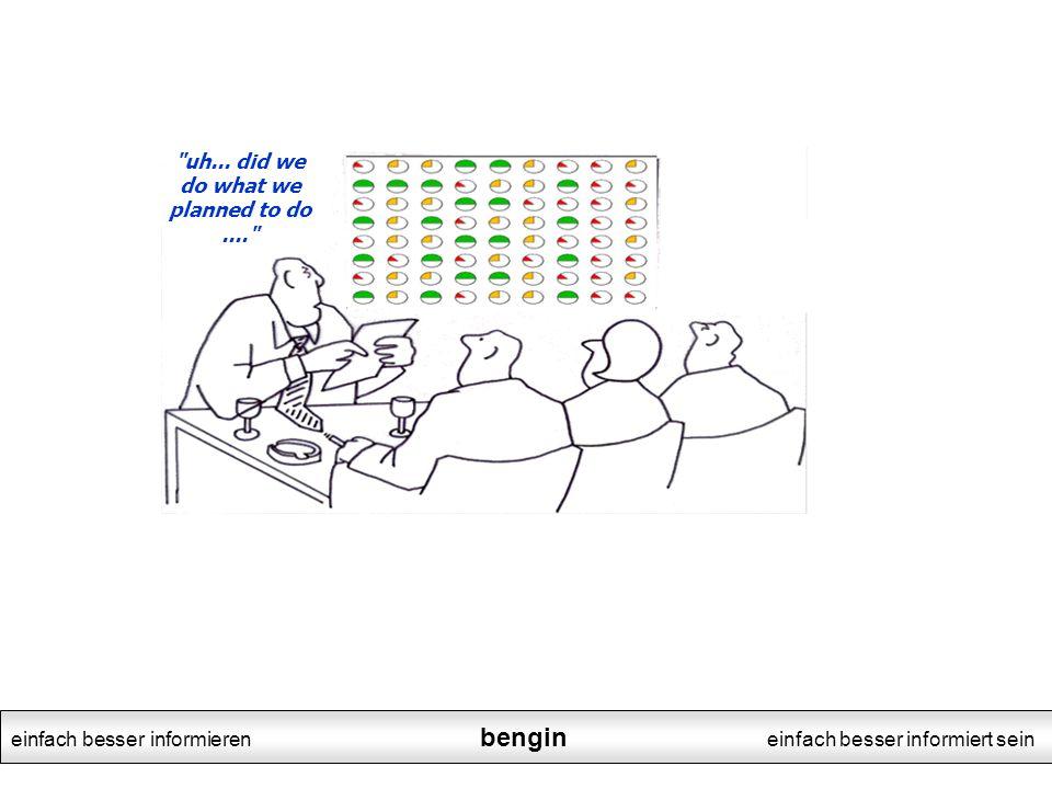 einfach besser informieren bengin einfach besser informiert sein