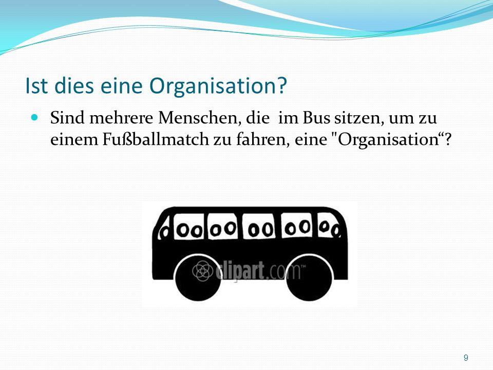 Ist dies eine Organisation? Sind mehrere Menschen, die im Bus sitzen, um zu einem Fußballmatch zu fahren, eine