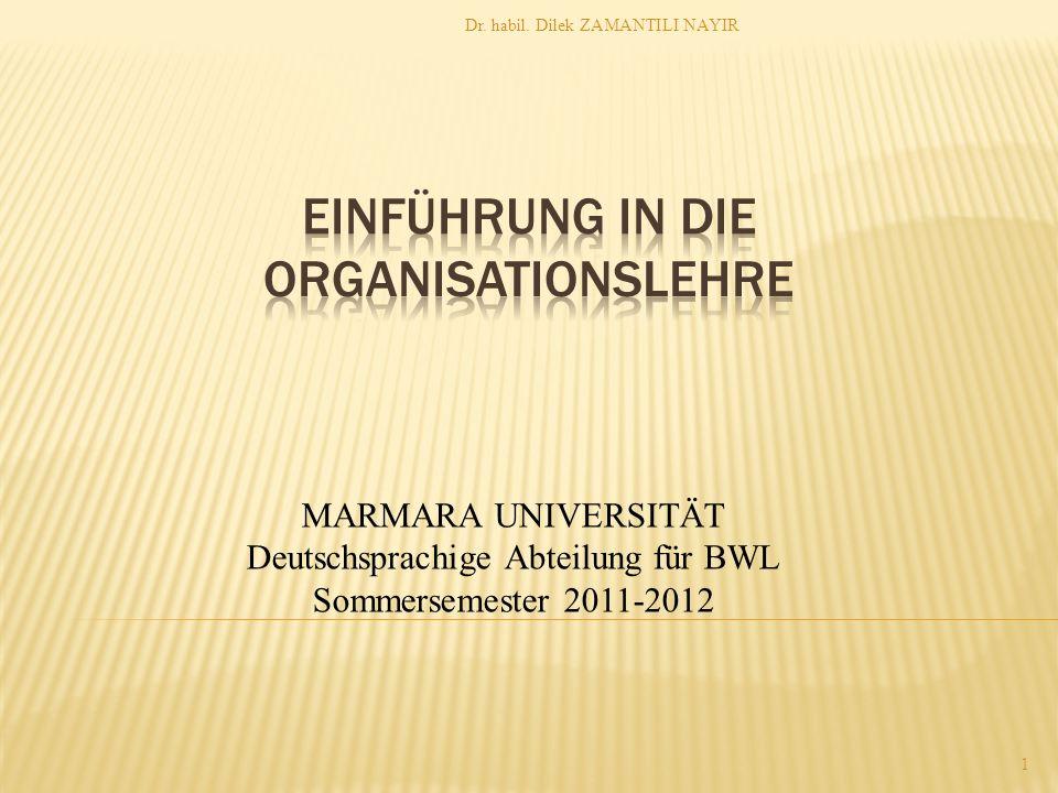 Dr.Dilek ZAMANTILI NAYIR 2 DatumThemen 7.5.20126.