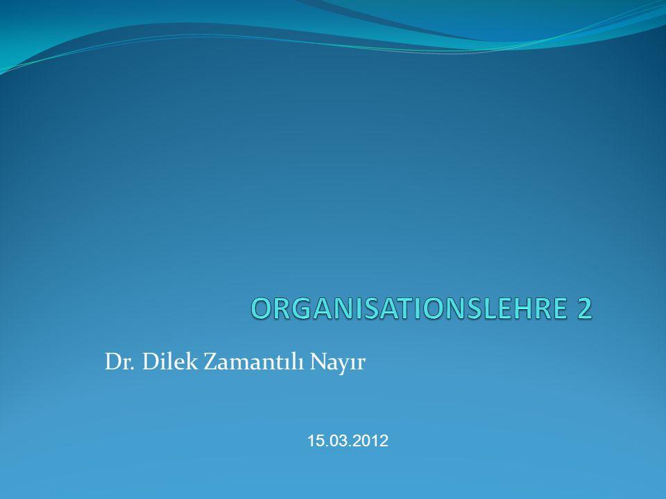 Dr. Dilek Zamantılı Nayır 15.03.2012