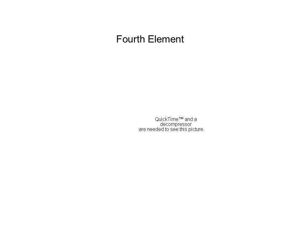 Leon Chua: The Forth Element