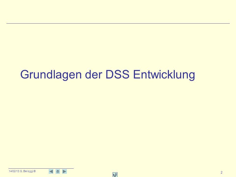 14/02/13 G.Beroggi © Gerechte Verteilung (Fair Division) 73 App.