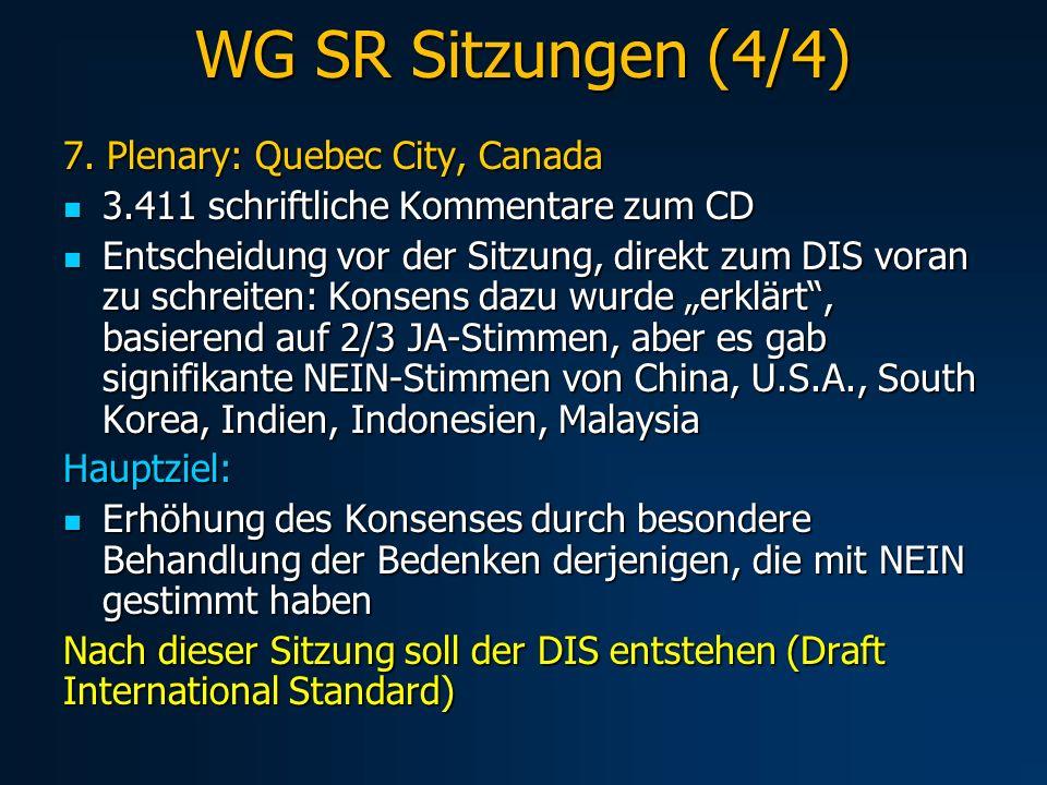 WG SR Sitzungen (4/4) 7.