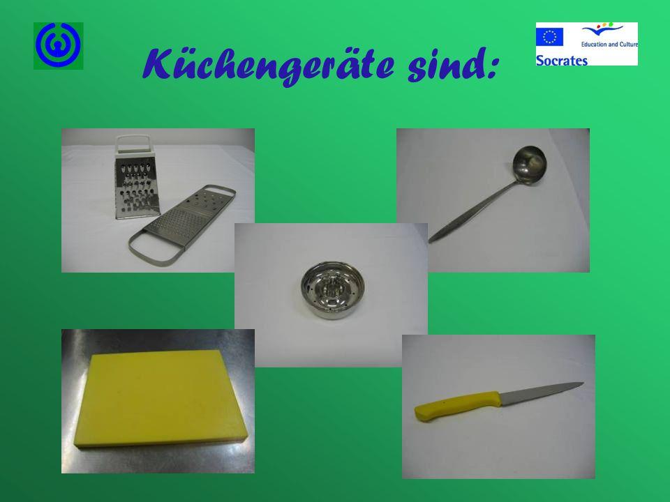 Messer und ihre Verwendung Das Fleischmesser Das Brotmesser Das Gemüsemesser Zum Verzieren Das Schinkenmesser