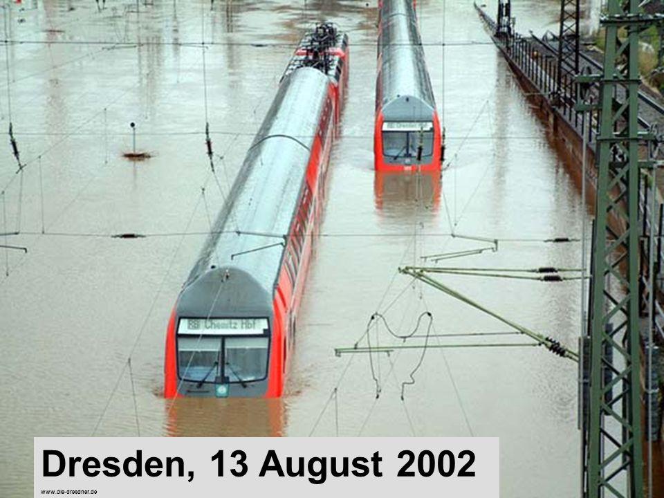 Dresden, 13 August 2002 www.die-dresdner.de
