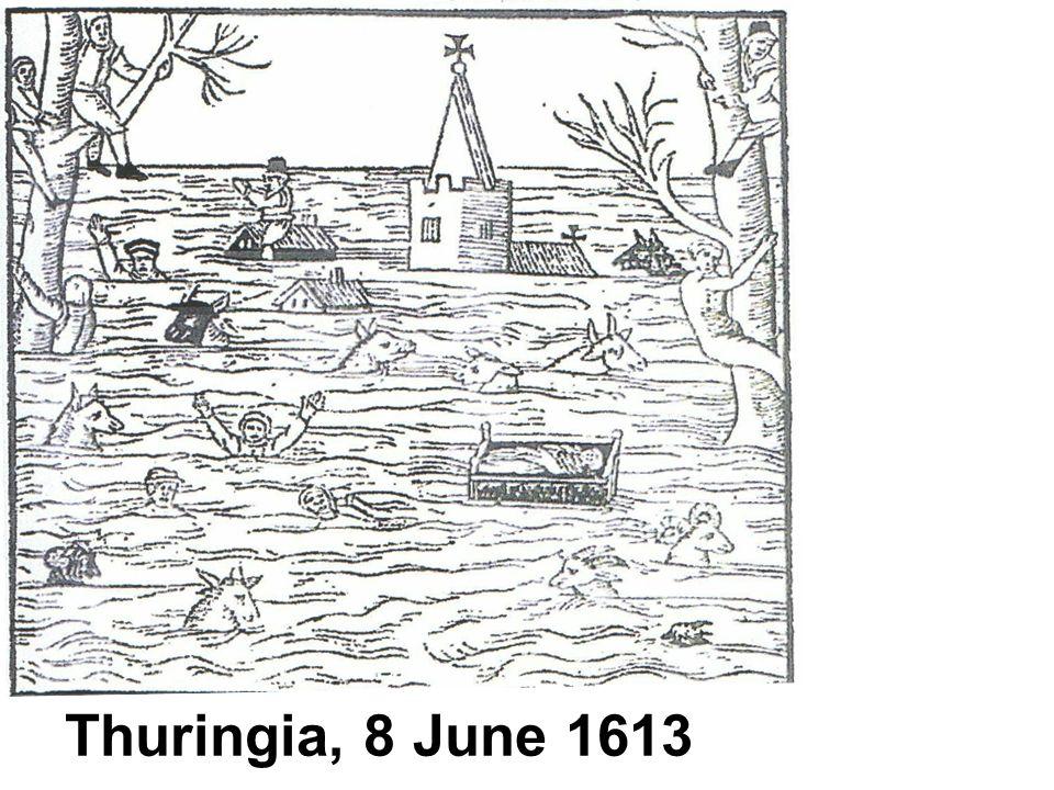 Thuringia, 8 June 1613