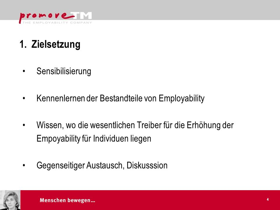 2.promoveTM promove TM GmbH (www.promovetm.ch)www.promovetm.ch Gegründet 1998.