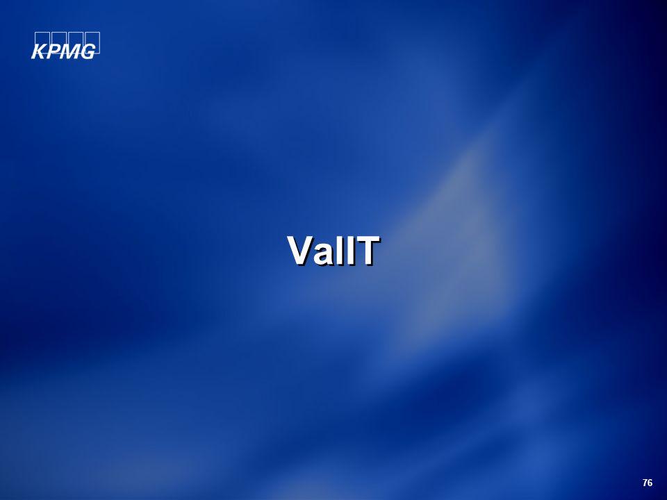 76 ValIT