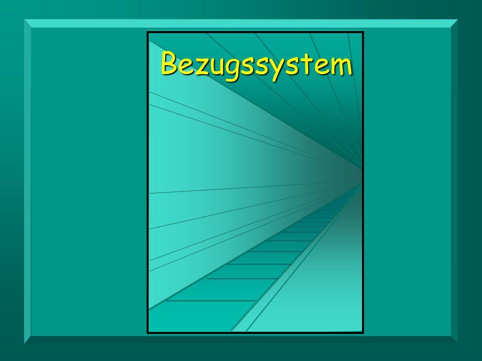 Bezugssystem