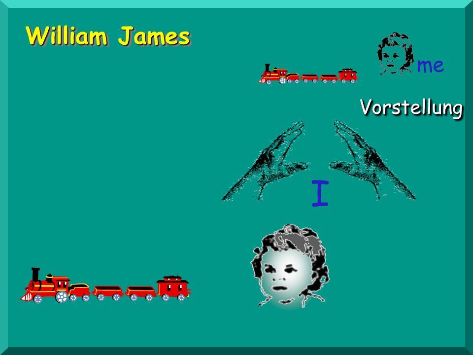 I William James Vorstellung Vorstellung me