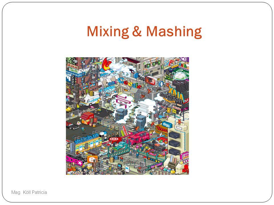 Mixing & Mashing Mag. Köll Patricia