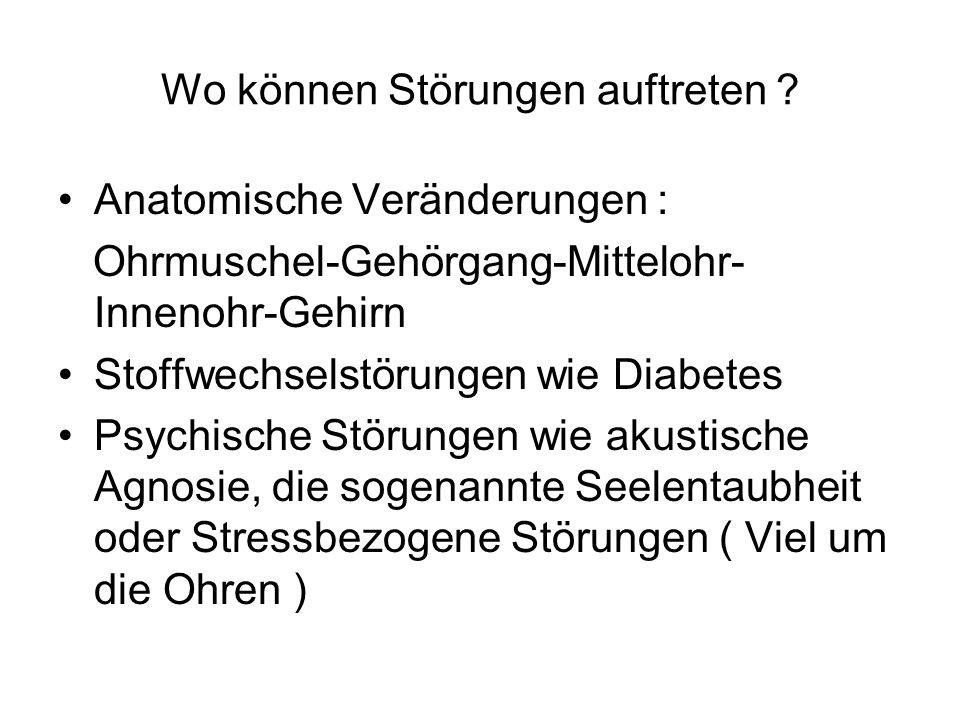 Frühkindliche Hörstörungen werden in Deutschland leider immer noch zu spät diagnostiziert Rund 1000 Kinder kommen jährlich in Deutschland mit einer Schwerhörigkeit zur Welt.