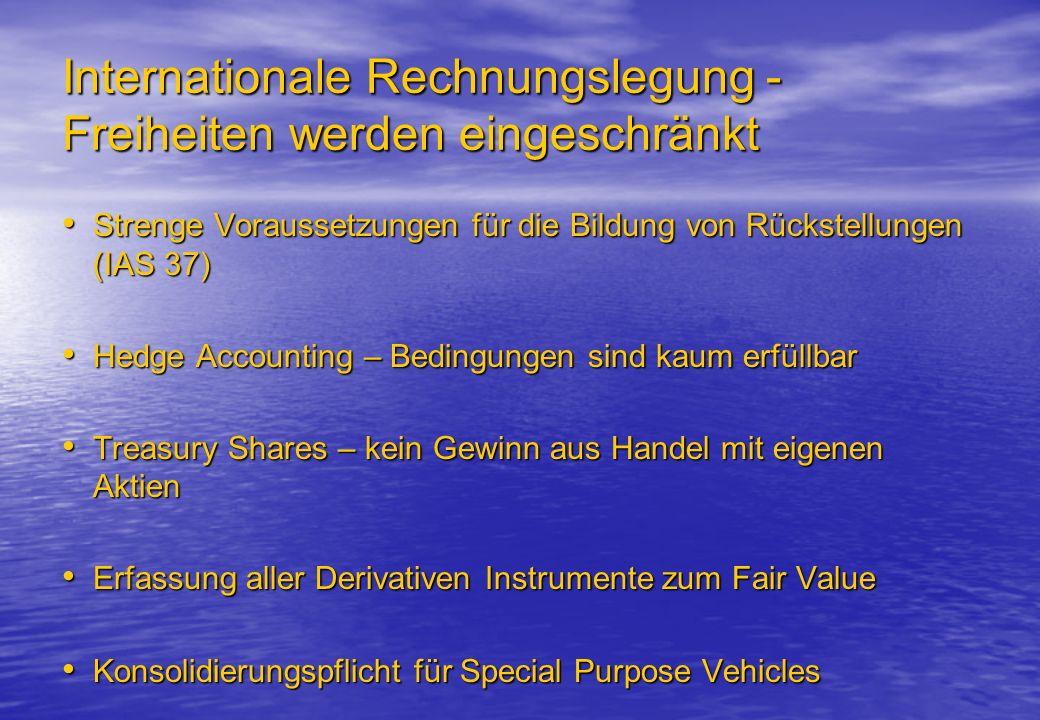 Zwei Arten der Revision - Unternehmenskategorien Ordentliche Revision Publikumsgesellschaften Wirtschaftlich bedeutende Unternehmen Konzernrechnungen Eingeschränkte Revision Alle anderen revisionspflichtigen Unternehmen