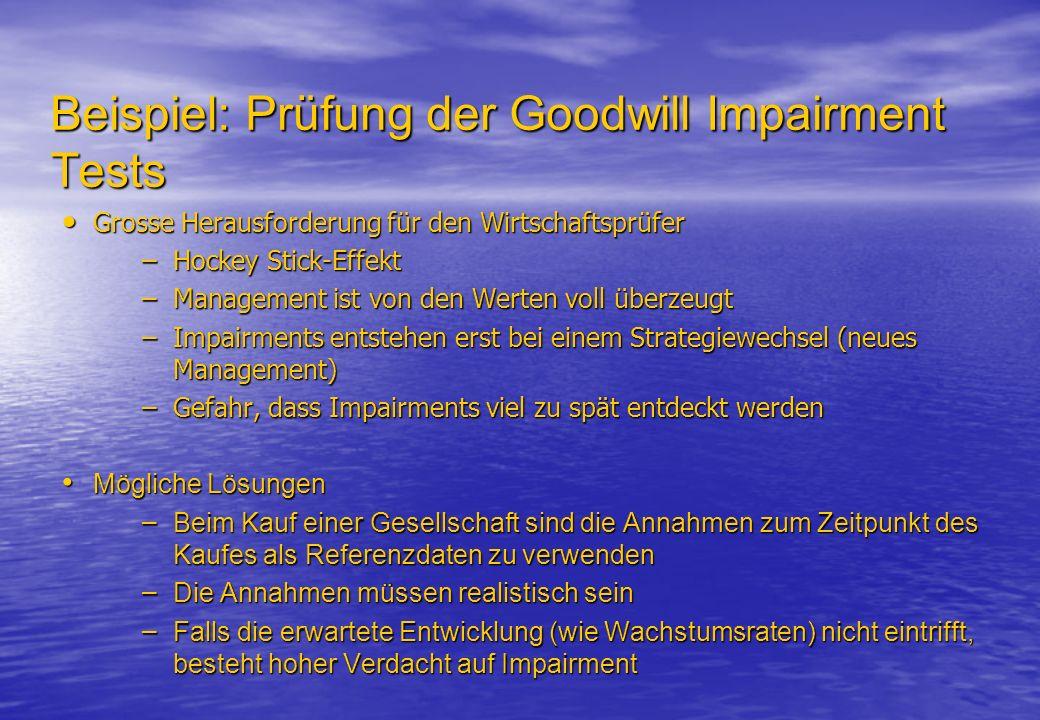 Ordentliche Revision Revisionspflicht (Art.