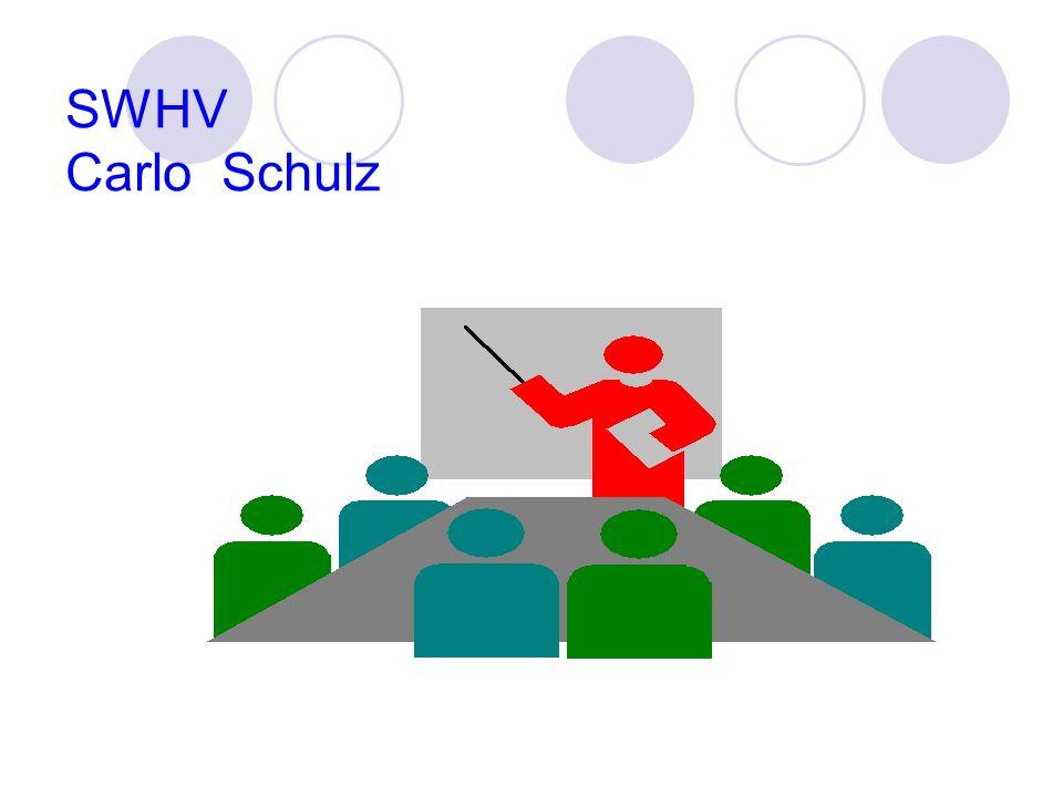 SWHV Carlo Schulz