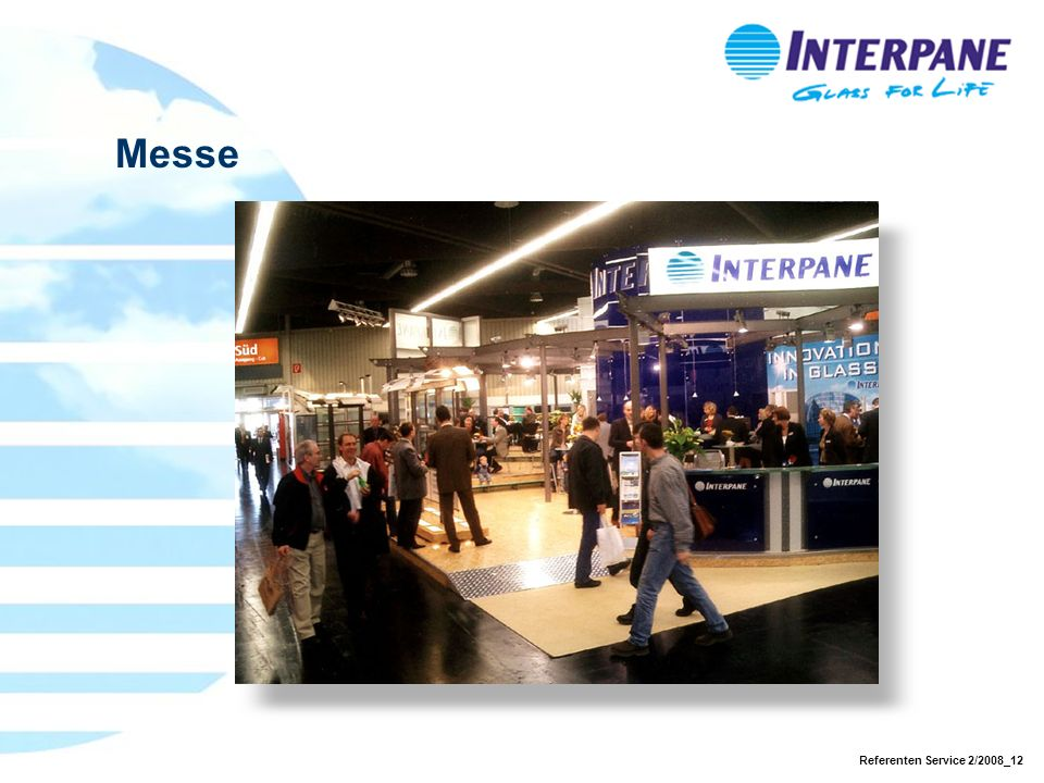 Referenten Service 2/2008_12 Messe