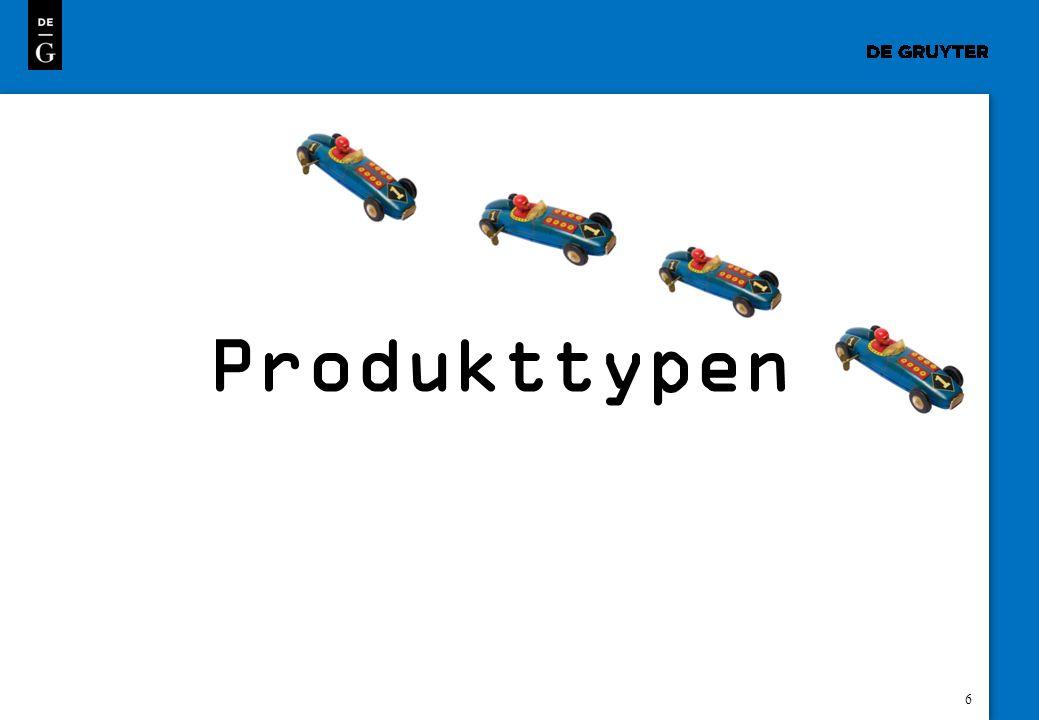 6 Produkttypen