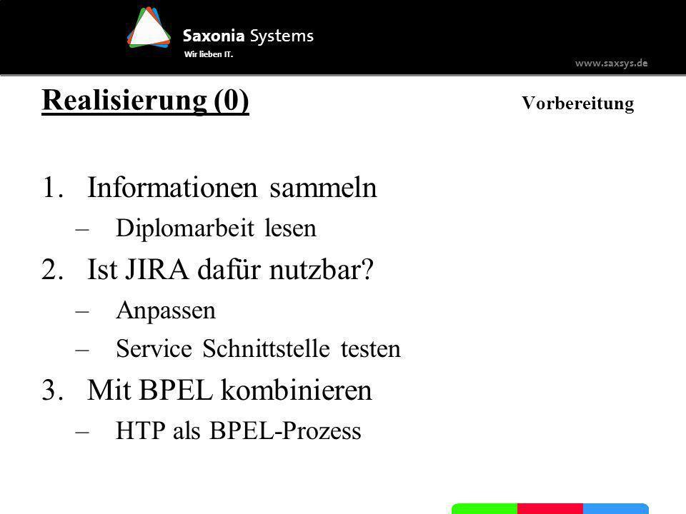 Saxonia Systems Wir lieben IT.