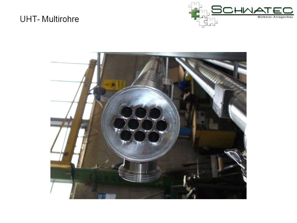 UHT- Multirohre