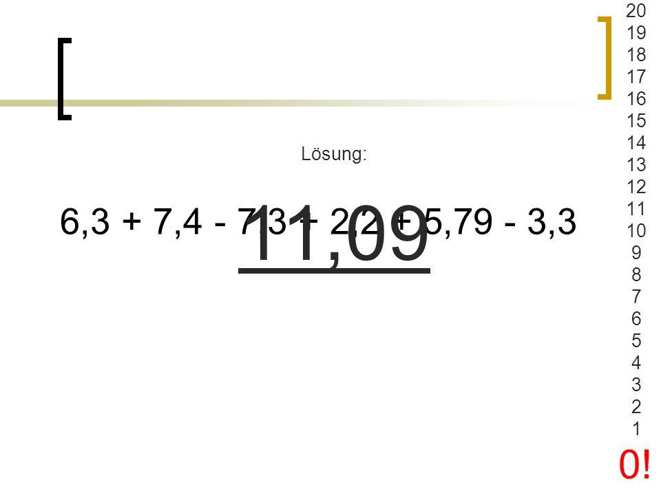 60 % von 4g + 1,6g 4 20 19 18 17 16 15 14 13 12 11 10 9 8 7 6 5 4 3 2 1 0!