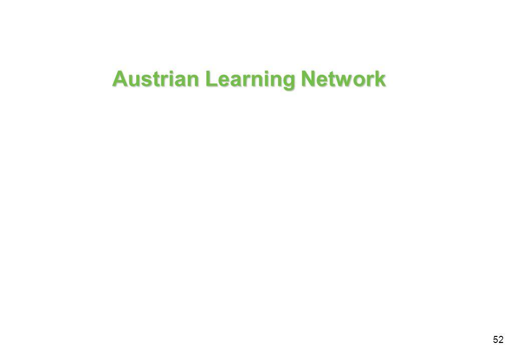 52 Austrian Learning Network