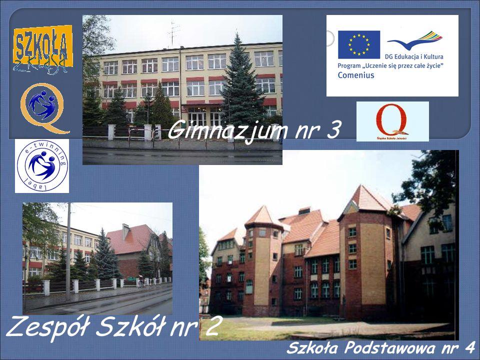 Gimnazjum nr 3 Zespół Szkół nr 2 Szkoła Podstawowa nr 4