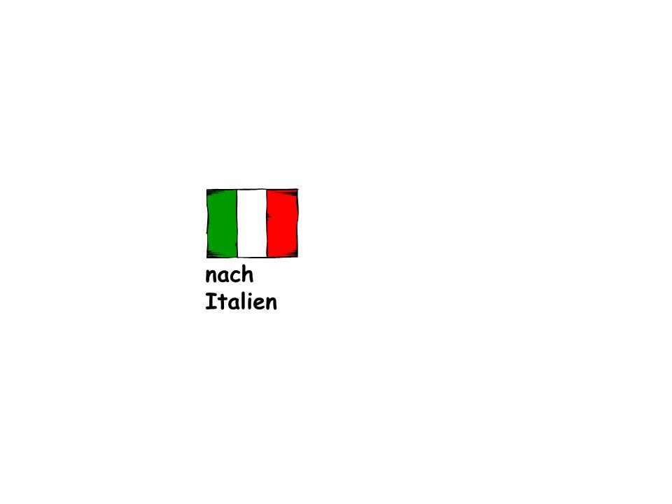 nach Italien