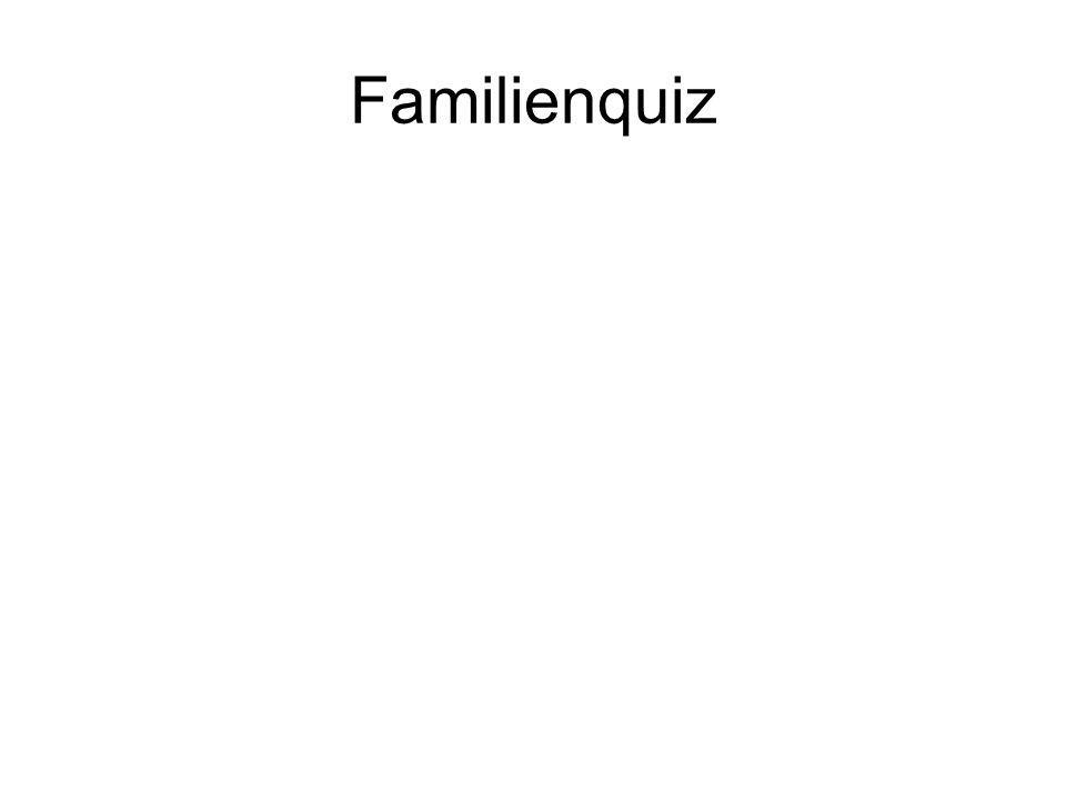 Familienquiz