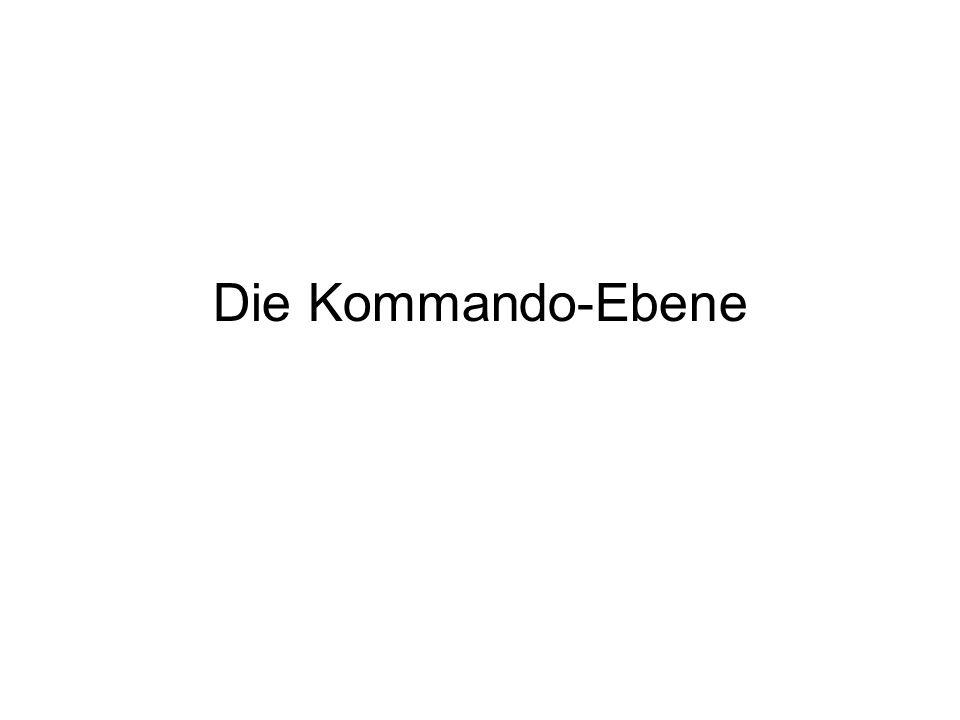 TUSTEP-Kommandos Organisatorische Leistungen: Dateiverwaltung: #datei, #anmelde, #abmelde, #aendere, #loesche Ablaufsteuerung: #tue, #makro Archivierung, Sicherung: #mbeingabe, #mbausausgabe...