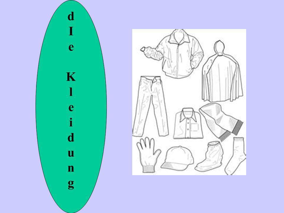 dIeKleidungdIeKleidung