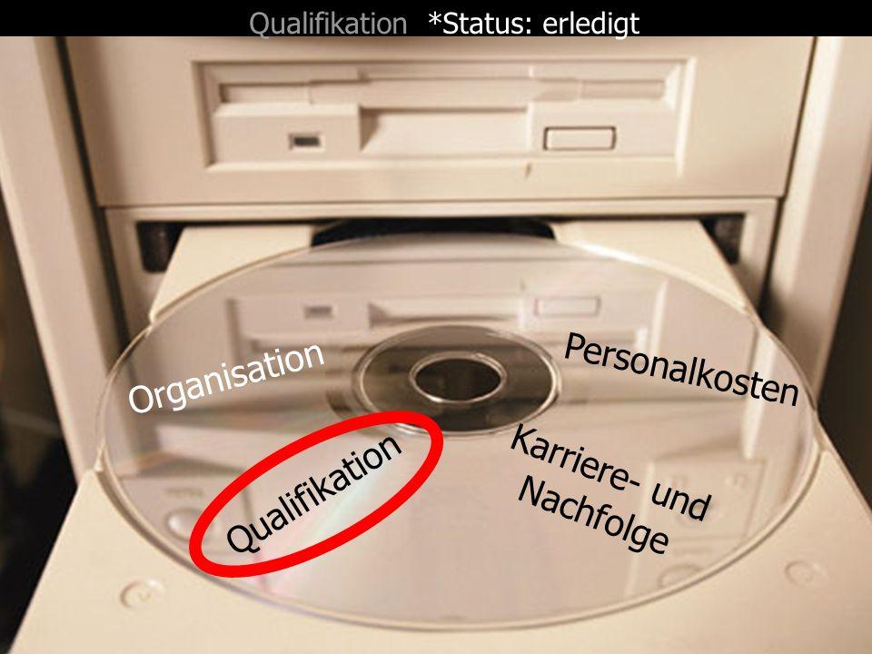 Qualifikationskatalog ergänzen Die Kenntnisse über R/3 wurden bisher noch nicht im Qualifikationskatalog abgebildet. Zukünftig sollen jedoch auch die