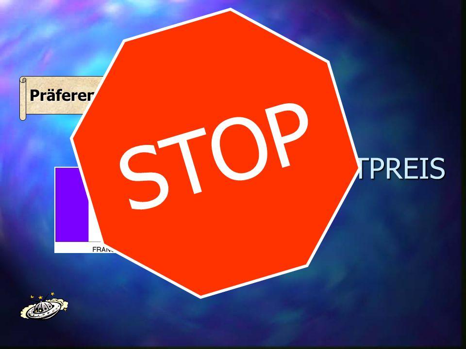 Präferenzabkommen MINDESTPREIS STOP