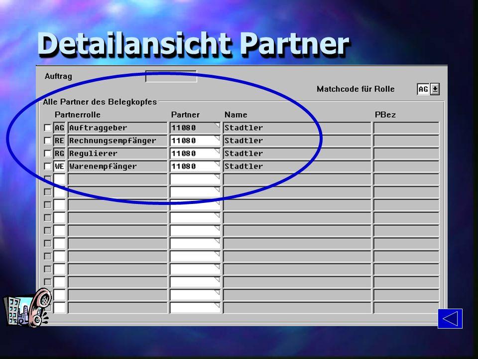 Detailansicht Partner