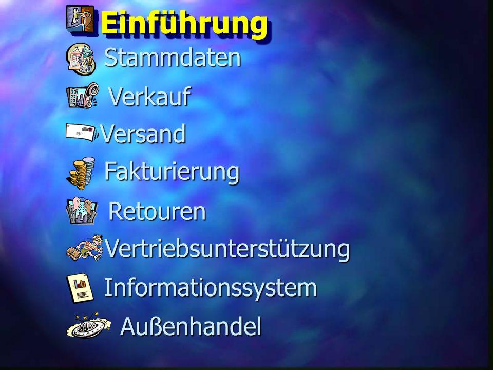 SAP R/3 SD - Informationssystem