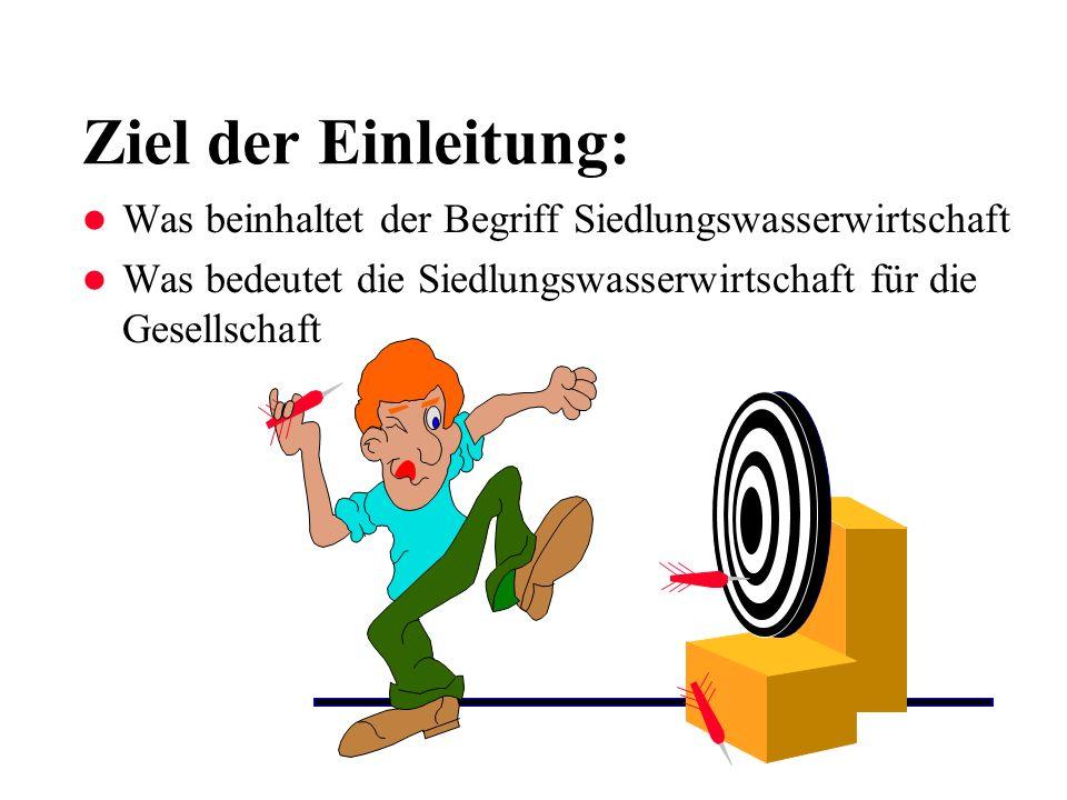 Energieverbrauch Stadt Zürich: Wasserversorgung: Stadtentwässerung: Warmwasserproduktion: Elektrizitätsverbrauch CH: 12 W / E 8 W / E ca.