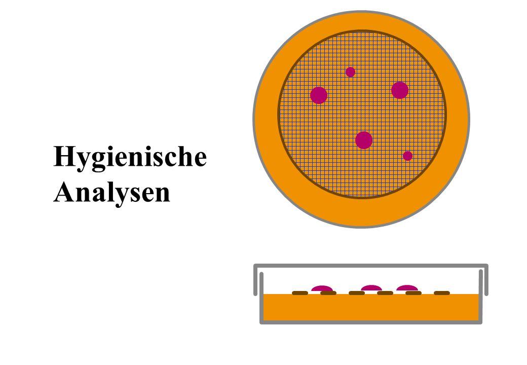Hygienische Analysen