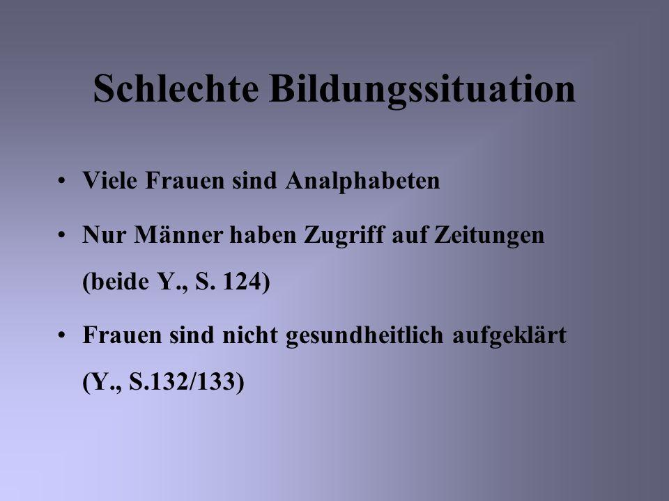 Fehlende Gleichberechtigung Kelek darf als Kind wenig Kontakt zu Deutschen haben, während ihr jüngerer Bruder ein Leben ohne Einschränkungen führt.