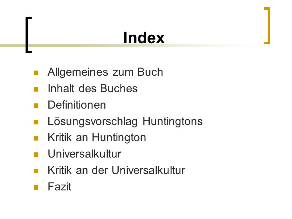 Allgemeines zum Buch Verfasst von Samuel P.