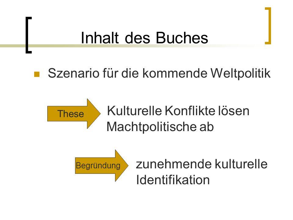 Definitionen Kulturkreis Größte bestimmbare Einheit Zusammengehörigkeit durch z.B.