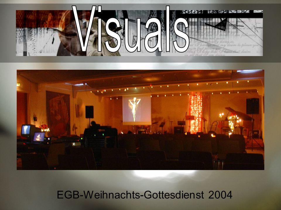 EGB-Weihnachts-Gottesdienst 2004