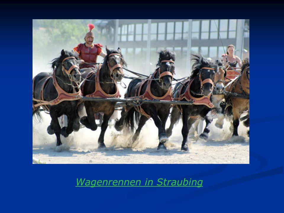 3.) Wagen und Wagenlenker Streitwagen, den bigae durchgeführt Streitwagen, den bigae durchgeführt mit zwei oder vier Pferden bespannt wurden & mit zwei oder vier Pferden bespannt wurden & dass nicht hintereinander, sondern nebeneinander dass nicht hintereinander, sondern nebeneinander