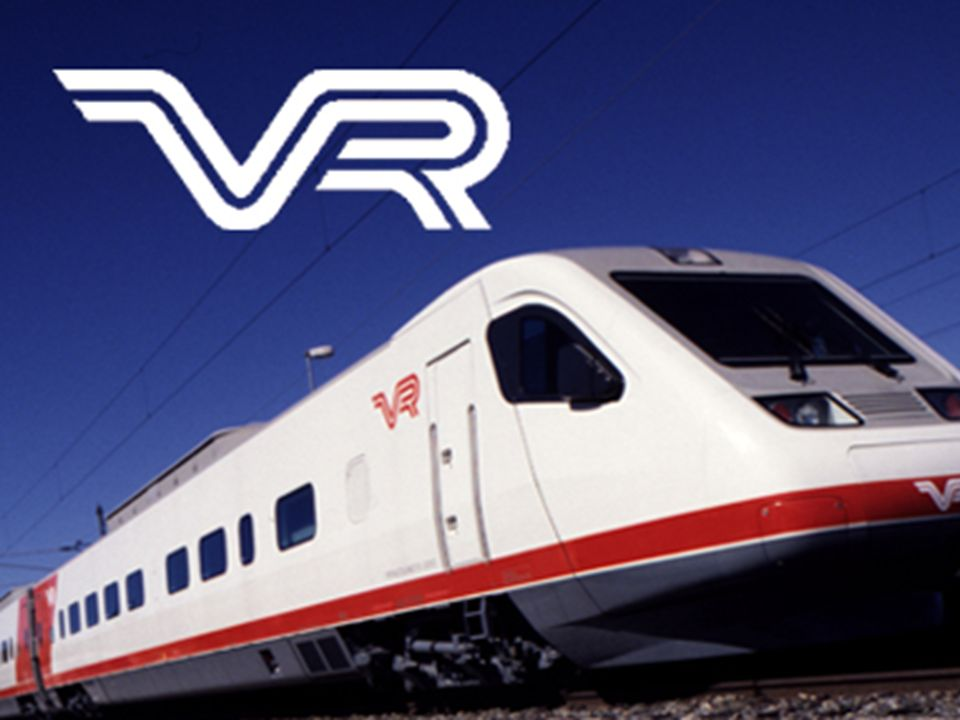 Einführung VR ist eine staatliche Eisenbahngesellschaft von Finland.