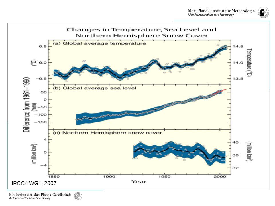 IPCC4 WG1, 2007