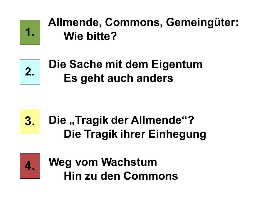 The winner is... wer am besten konkurriert! (Darwinistisches Denken) 4.